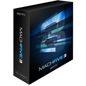 MOTU Mach Five 3