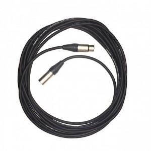 FEIMEX Gold Mikrofon-Kabel...