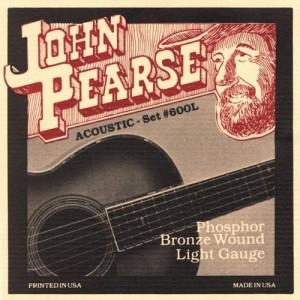 John Pearse 600L Phosphor...